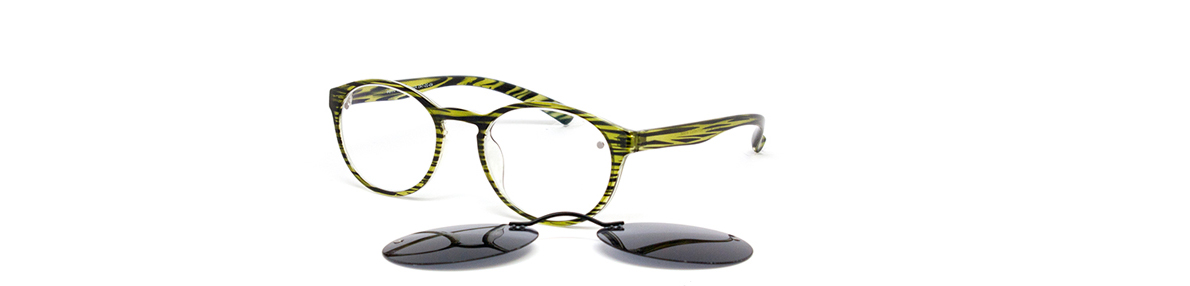 Three Rivers Optical Clip-on Sunglass Lenses